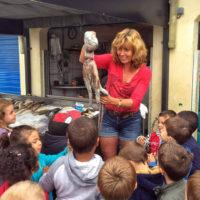 carola avec enfants