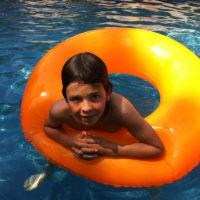 Yann piscine