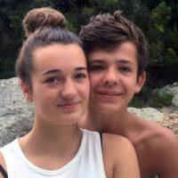 Léa et Yann