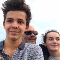 Georges et ses enfants
