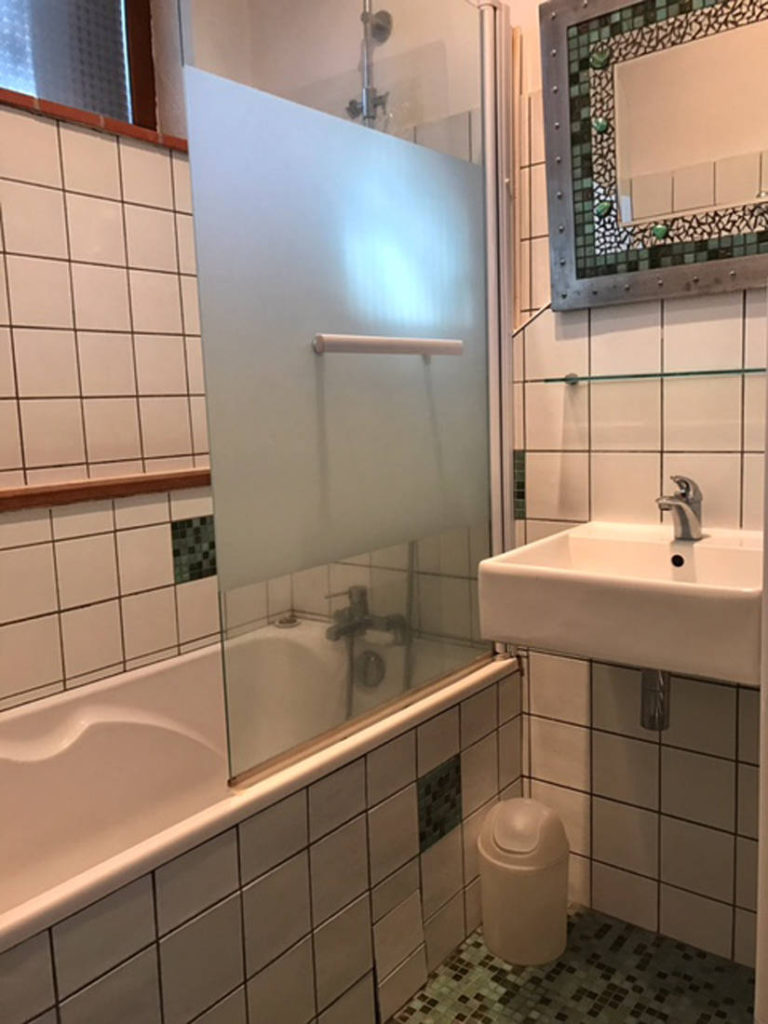 La Maisonnette salle de bain