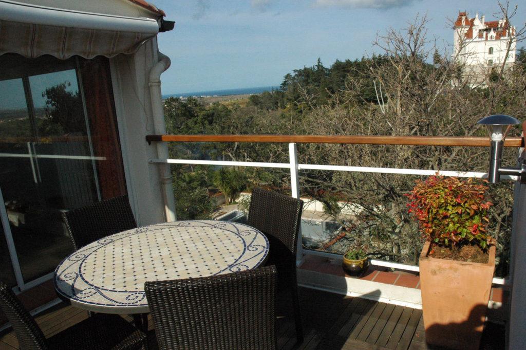 Le Panorama terrasse